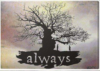 Canvas Print Harry Potter - Always