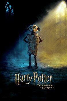 Canvas Print Harry Potter - Dobby