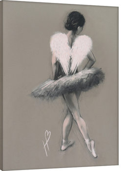 Hazel Bowman - Angel Wings III Canvas Print
