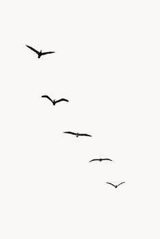 Canvas Print Heavenly Creatures