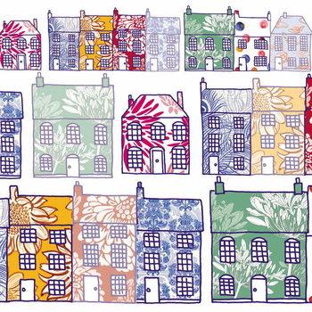 Home Sweet Home, 2005 Canvas Print