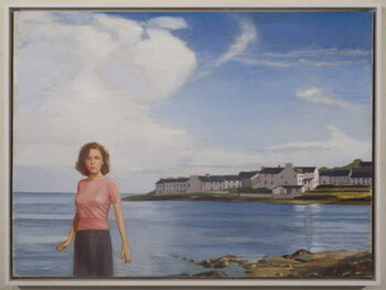 Isle of Islay, 2009 Canvas Print