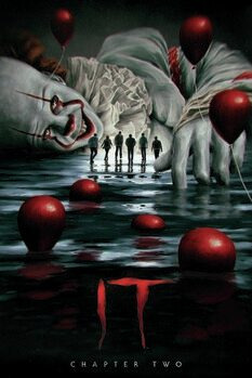 Canvas Print IT Chapter Two - Pennywise