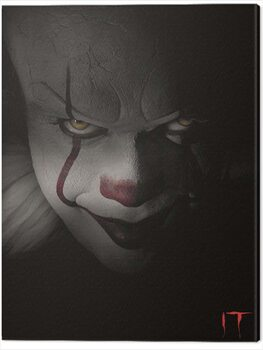 Canvas Print IT - Pennywise Closeup