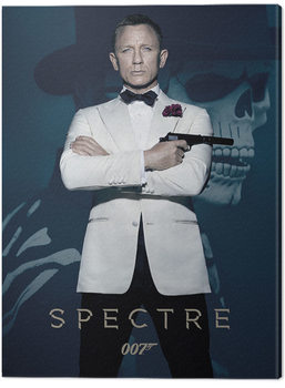James Bond - Spectre Canvas Print