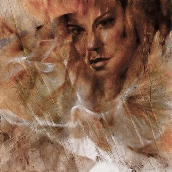 Canvas Print Jana