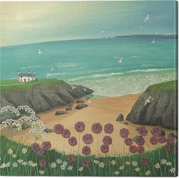 Canvas Print Jo Grundy - Ocean Breeze