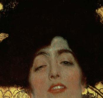 Judith, 1901 (oil on canvas) Canvas Print