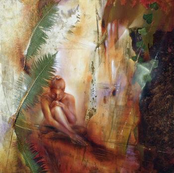 Canvas Print Lara