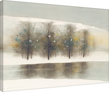 Law Wai Hin - Reflections Canvas Print