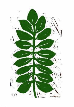 Leaf,2019 Canvas Print