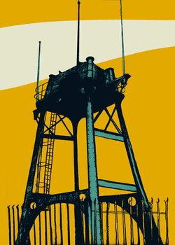 Lookout, 2014 Canvas Print