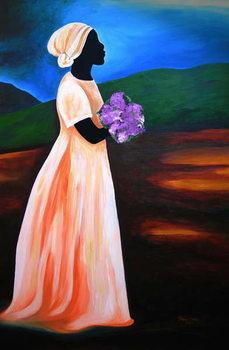 Loraine, 2008 Canvas Print