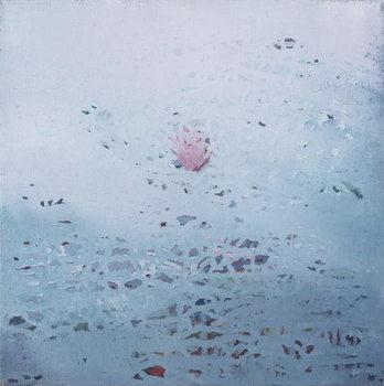Lotus, 2011, Canvas Print