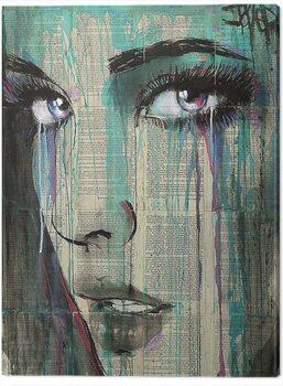 Canvas Print Loui Jover - A While Ago