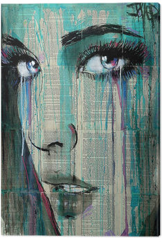Loui Jover - A While Ago Canvas Print