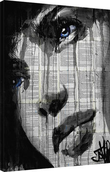 Loui Jover - Always Canvas Print