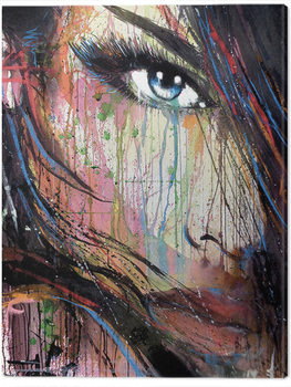 Loui Jover - Dark Nature Canvas Print