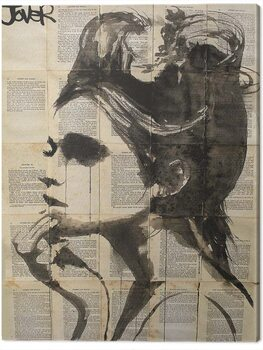 Canvas Print Loui Jover - Etheral