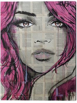 Canvas Print Loui Jover - Faythe