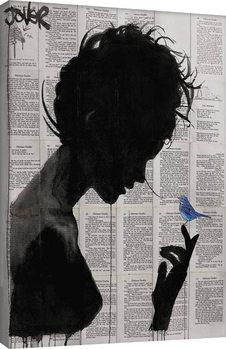 Canvas Print Loui Jover - Poetica