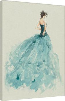 Louise Nisbet - Isobel Canvas Print