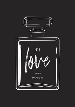 Love Perfume Canvas Print