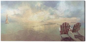 Malcolm Sanders - Heavenly Dawn Canvas Print