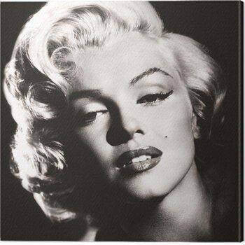 Canvas Print Marilyn Monroe - Glamour