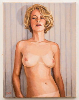 Miss Rennie Canvas Print