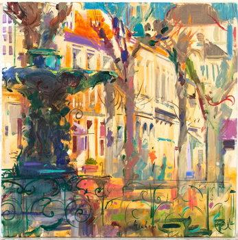 Montreuil-sur-Mer Canvas Print