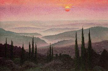 No. 126, 1992 Canvas Print