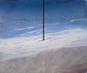 Passage, 2009, Canvas Print