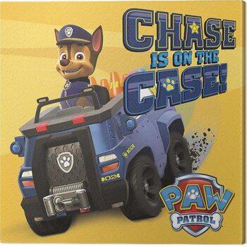 Canvas Print Paw Patrol - Chase
