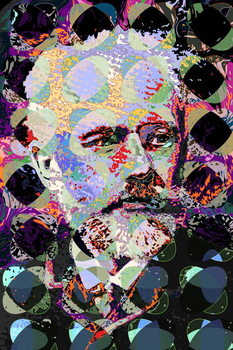 Peter Illyich Tchaikovsky Canvas Print