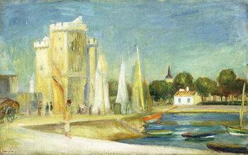 Canvas Print Port de la Rochelle, 1896