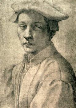 Portrait of Andrea Quaratesi, c.1532 Canvas Print