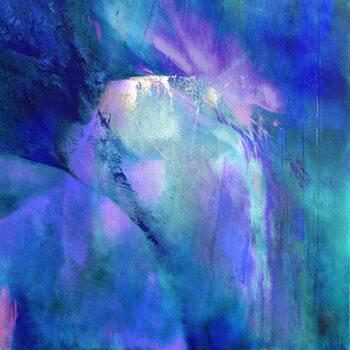 Canvas Print purple harmony