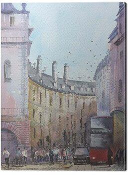 Canvas Print Rajan Dey - Regent Street, London