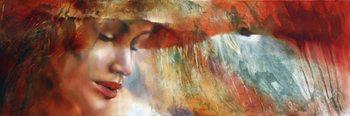 Canvas Print Ricarda V