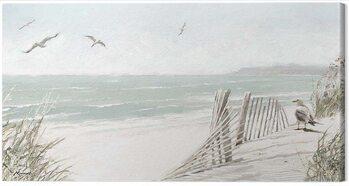 Canvas Print Richard Macneil - Coastal Dunes