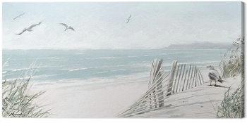 Richard Macneil - Coastal Dunes Canvas Print