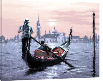 Canvas Print Richard Macneil - Venice