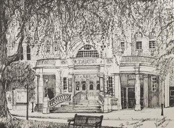 Richmond Theatre, London, UK, 2004, Canvas Print