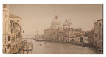 Canvas Print Rod Edwards - Canal Grande, Venice