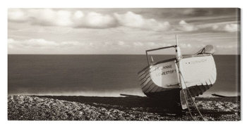 Rod Edwards - Jill Anne, Dunwich, Suffolk Canvas Print