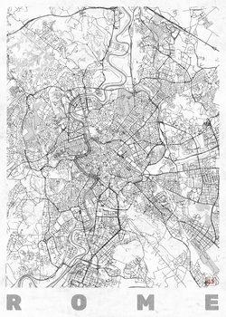 Canvas Print Rome