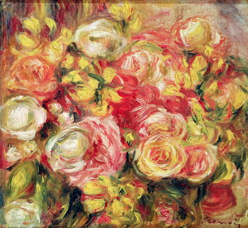 Roses, 1915 Canvas Print