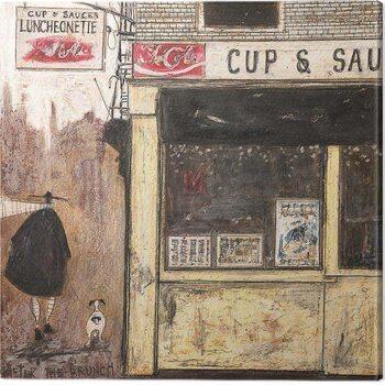 Canvas Print Sam Toft - After the Brunch