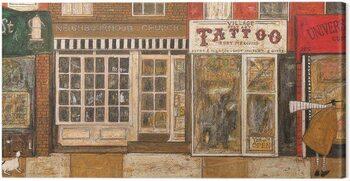 Canvas Print Sam Toft - On a Street Where You Live